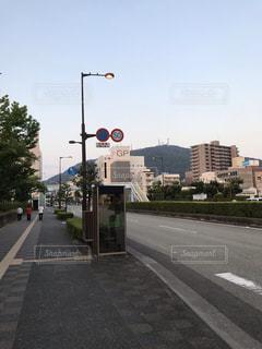 街,朝,フィルム,町,徳島,フィルム写真,眉山,フィルムフォト