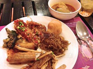 海外,アジア,料理,カンボジア,バイキング,Bassac
