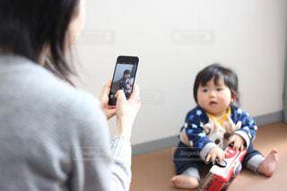親子の写真・画像素材[341245]
