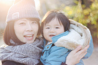 家族の写真・画像素材[413383]