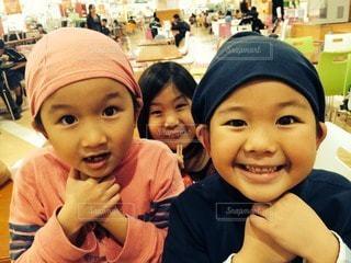 子どもの写真・画像素材[45496]