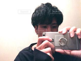 ヘアアレンジの写真・画像素材[1053002]