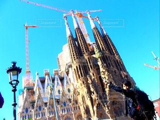 都市の高層ビルの写真・画像素材[1195239]