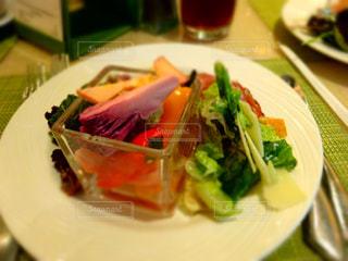 アメリカ,野菜,サラダ,レストラン,ラスベガス,ピクルス,Las Vegas