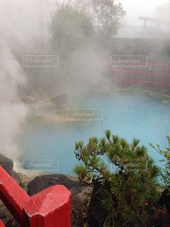 温泉,湯けむり,外湯