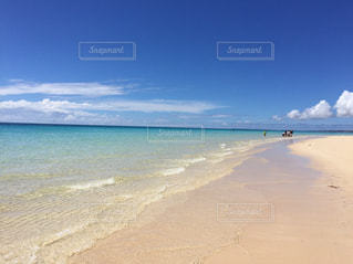 海,夏,南国,ビーチ,青い海,青い空,沖縄,旅行,宮古島,白い砂浜,与那覇前浜ビーチ
