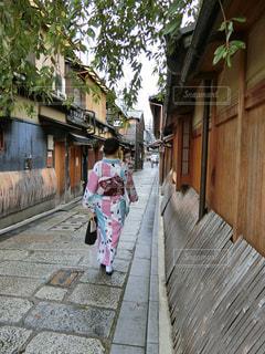 祇園散策の写真・画像素材[917008]