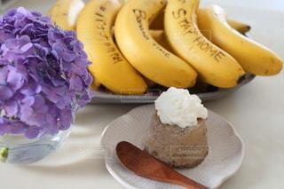 デザート,おいしい,おうちカフェ,バナナ,おうち時間