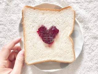 食パンにハート♡ - No.1135588