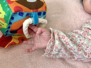 赤ちゃんの手の写真・画像素材[1138700]