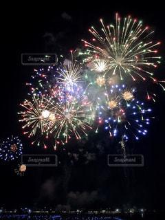 福山夏まつりあしだ川花火大会④の写真・画像素材[1328986]
