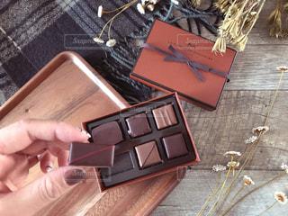 チョコレートの写真・画像素材[1749531]
