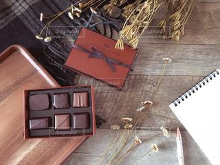 木製カッティング ボードの写真・画像素材[1749532]