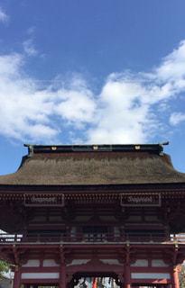 神社の写真・画像素材[298426]
