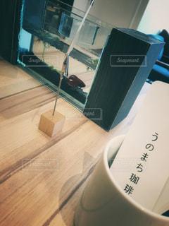 テーブルの写真・画像素材[606102]