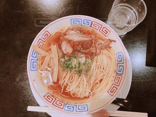 料亭の上品な笠岡ラーメンの写真・画像素材[1197072]