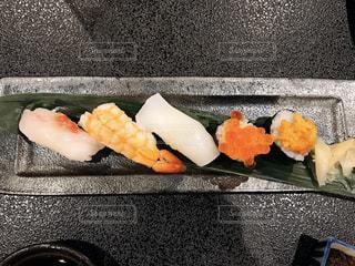お寿司のワンプレートの写真・画像素材[1271052]