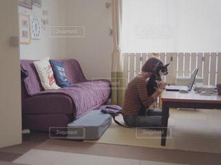いい部屋ペットアンバサダーの写真・画像素材[2477172]