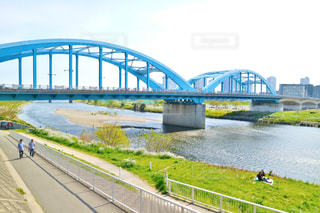 多摩川の写真・画像素材[435598]