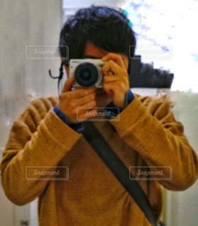 カメラの写真・画像素材[620754]