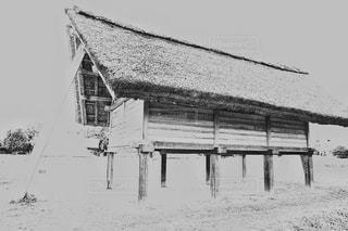 竪穴式住居 - No.849314