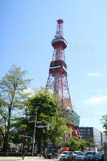さっぽろテレビ塔の写真・画像素材[887986]