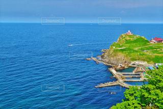 小樽の海の写真・画像素材[887996]