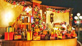 光,プレゼント,キラキラ,旅行,クリスマス,ディズニーランド,千葉,ディズニー,ミニー,ミッキー,クリスマスディズニー