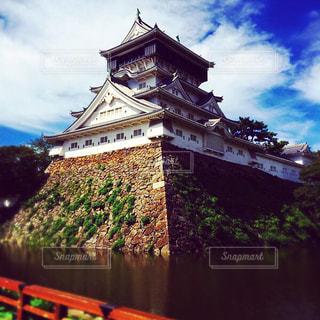 小倉城の写真・画像素材[1203517]