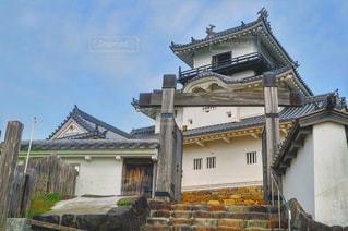 掛川城の写真・画像素材[1203536]