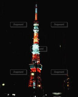 東京タワーの写真・画像素材[1682129]
