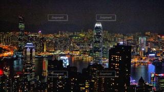 空,建物,夜景,屋外,海外,晴れ,ネオン,アジア,景色,光,都会,外,旅行,旅,イベント,香港,明るい,海外旅行,世界,ビクトリアピーク,世界三大夜景,香港夜景,東アジア,都市の景観