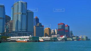 海,建物,海外,晴れ,アジア,景色,観光,都会,外,旅行,旅,ホテル,香港,高級,明るい,海外旅行,世界,マンション,高級感