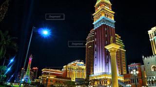 空,夜,夜景,アジア,ライト,観光,電気,外,旅行,幸せ,ホテル,高級,明るい,カジノ,マカオ,よる,ミラーレス,セレブ,ライフスタイル,ミラーレスカメラ