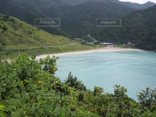 五島の砂浜の写真・画像素材[2234220]