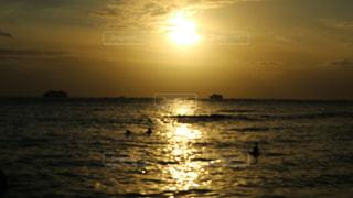 自然,風景,海,空,夕日,屋外,湖,太陽,ビーチ,雲,夕暮れ,水面,海岸,光,ハワイ,夕陽,日の出,クラウド