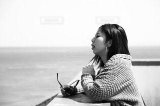 女性の写真・画像素材[642632]