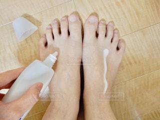 足の写真・画像素材[655591]