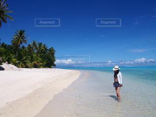 海,ビーチ,水着,海外旅行,ボラボラ島,タヒチ