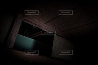 暗いの写真・画像素材[655187]