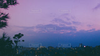 空には雲のグループ - No.815510