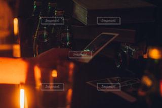 テーブル ワインのグラス - No.920237