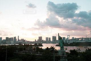 都市の景色の写真・画像素材[1393058]