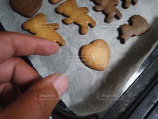 食べ物,キッチン,日常,ハート,お菓子,クッキー,食べる,料理,バレンタイン,ラブ,熊,オーブン,バレンタインデー,ホワイトデー,リアル感,レンジ,ふつう,オーブンレンジ