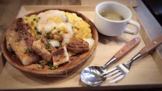 食べ物,ランチ,豚丼,オムライス,SAPPORO BONE