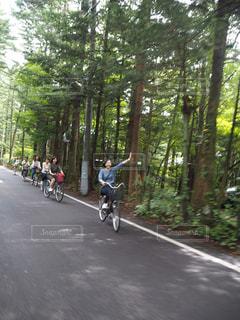 自転車,旅行,サイクリング,軽井沢,女子旅