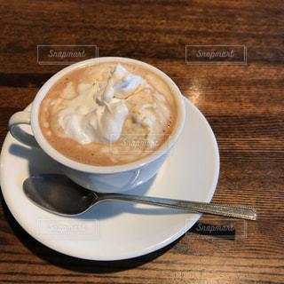 珈琲屋さんのウインナーコーヒー - No.928139