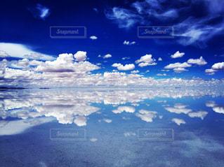 世界一周中☆絶景、ウユニ塩湖♡の写真・画像素材[1209049]