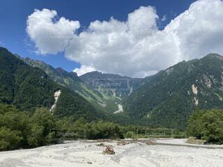 自然,風景,空,雪,屋外,湖,雲,水面,山,樹木,高原,長野,上高地,国内旅行