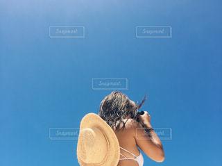 女性の写真・画像素材[611732]